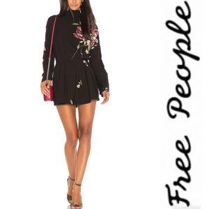🔸NWT🔸Free People Gemma Tunic Dress